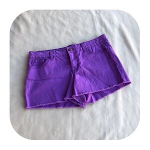 6/$15 Jessica Simpson size 28 shorts